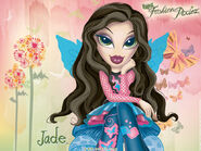 Bratz Fashion Pixiez Wallpaper Jade