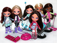 Bratz Kidz Winter Vacation