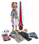 Bratz Boyz Sun-Kissed Summer Cameron Doll