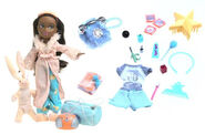 Bratz Slumber Party Sasha Doll
