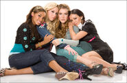 Bratz The Movie Cast Cuddle