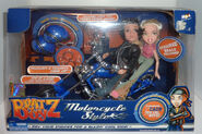 Bratz Boyz Motorcycle Style With Cade & Cloe