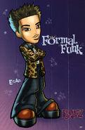 Bratz Boyz Formal Funk Eitan Poster