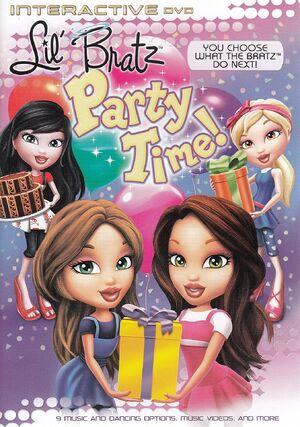 Lil' Bratz Party Time