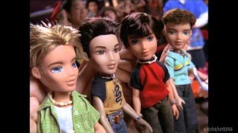 """Bratz Boyz """"Summer"""" Commercial! (2003)"""