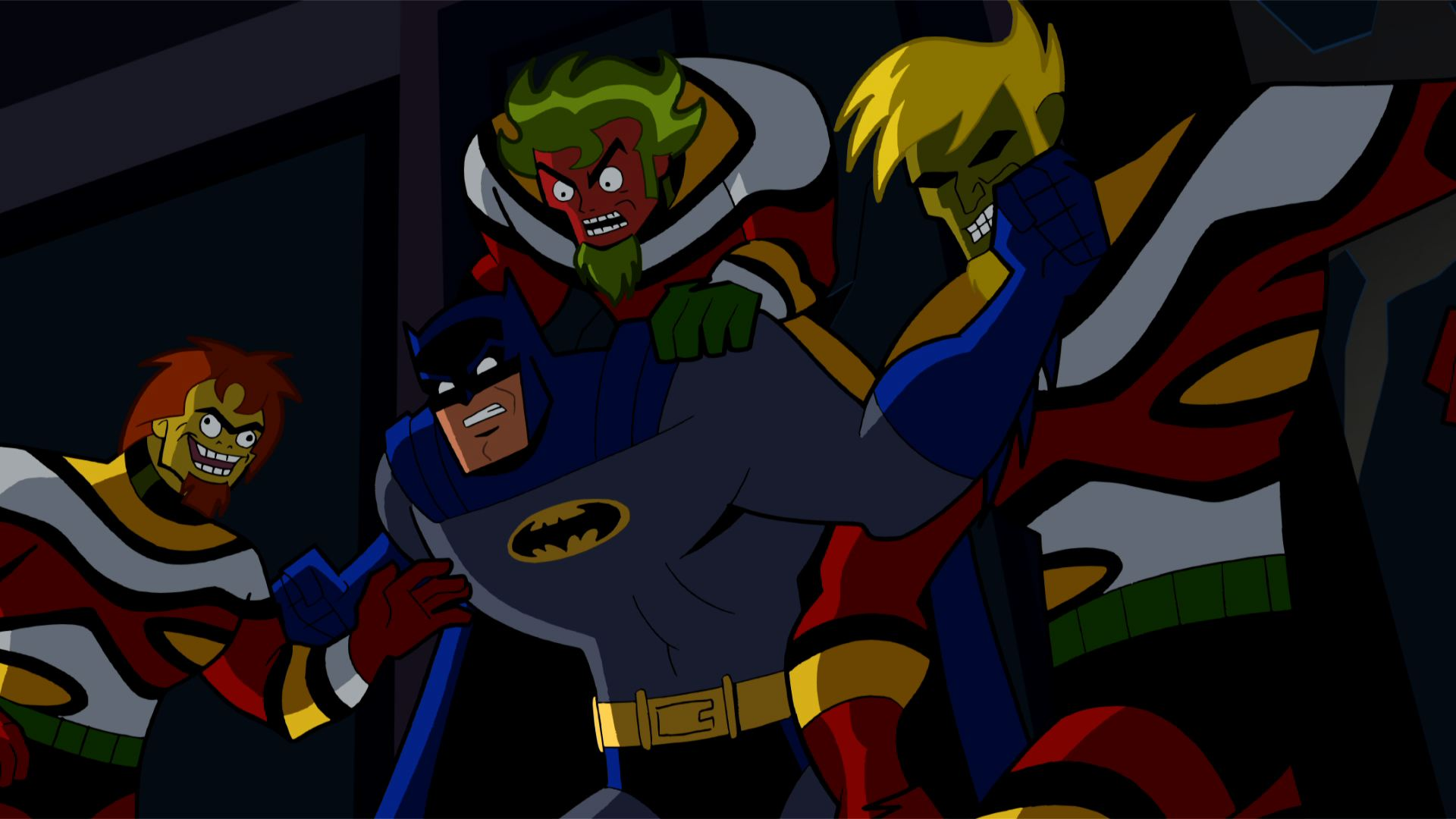 Madniks Batman The Brave And The Bold Wiki Fandom