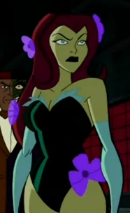 Poison Ivy in Brave and the Bold