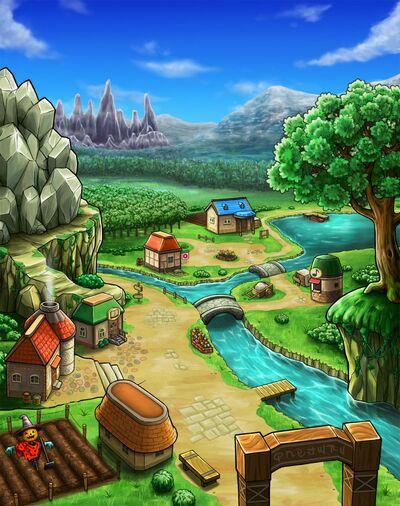 Town base
