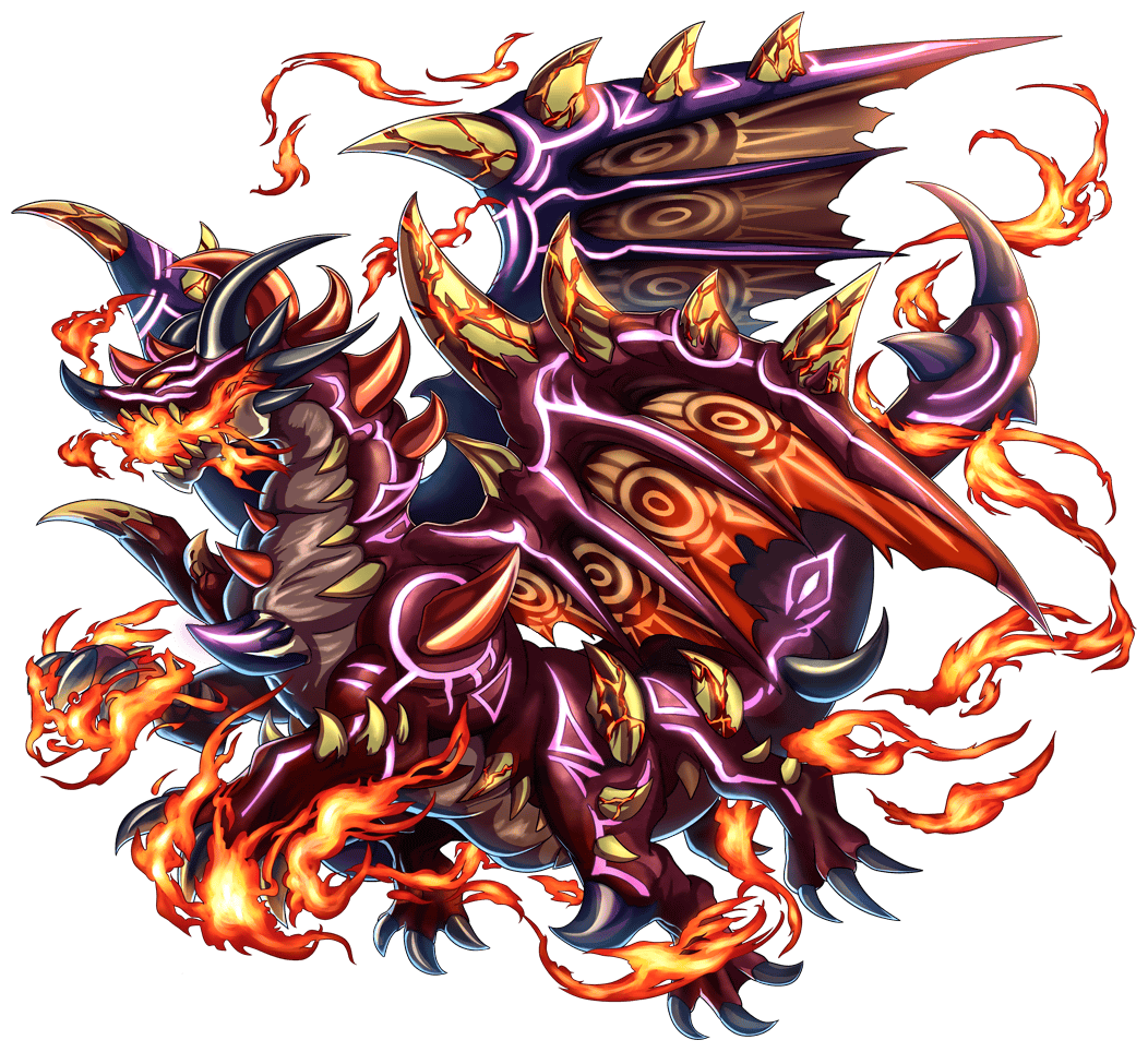 dragon god granados brave frontier wiki fandom powered