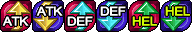 Parameter boost icon