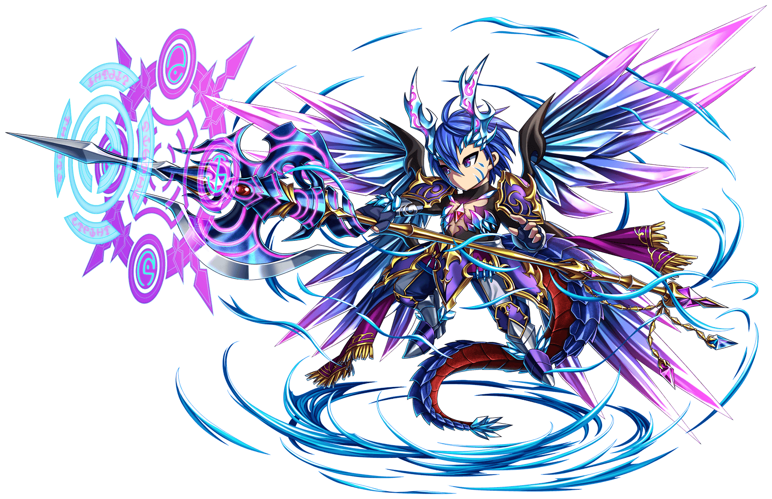 Units that look better in their lower evolution? : bravefrontier