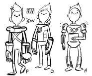 Chris Concept Art 1