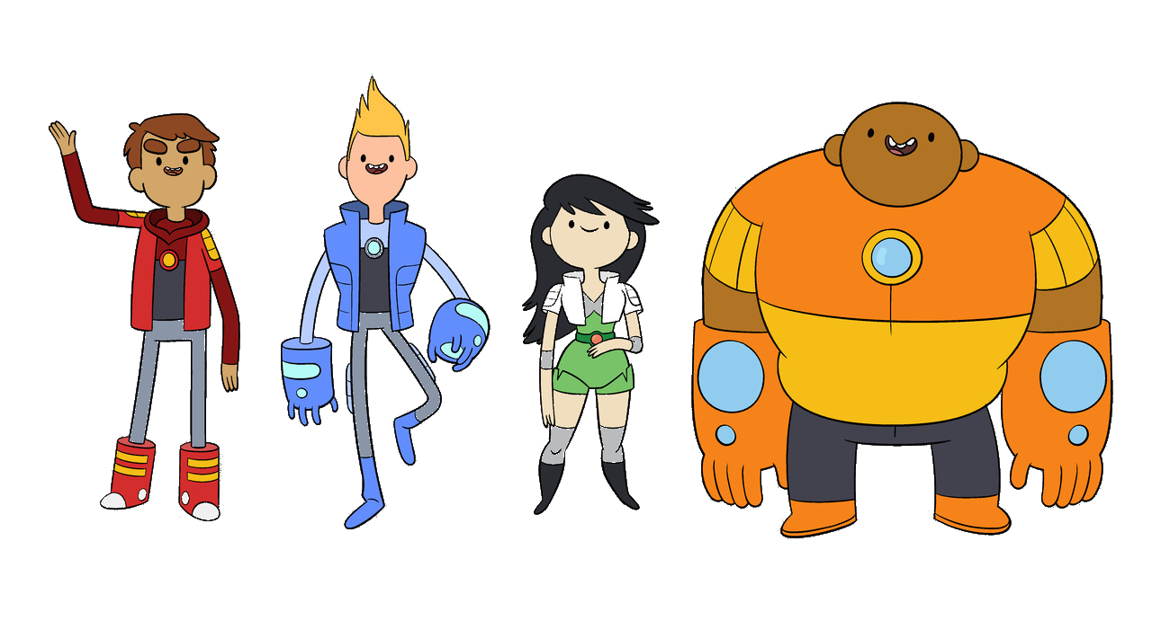 Bravest Warriors Cast