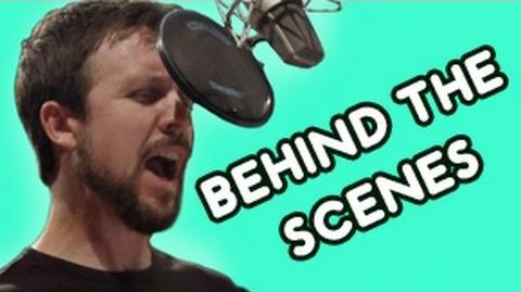Sassy Moments Emotion Lord - Bravest Warriors Behind the Scenes