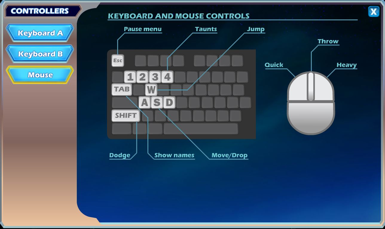 Image - Brawlhalla keyboard controls with mouse.jpg | Brawlhalla ...