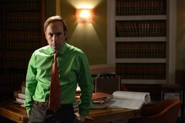 Saul Goodman Blood Money