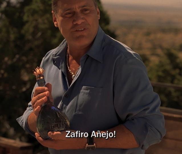 Zafiro Anejo Tequila Preis