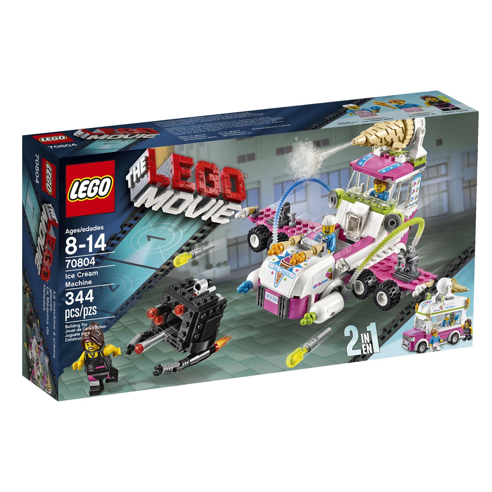 70804 Машина с мороженым — Legopedia