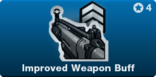Improved Weapon Buff
