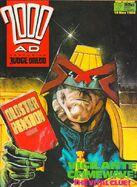 2000 AD prog 601 cover