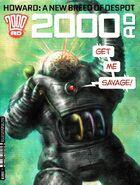 2000 AD prog 1923 cover
