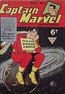 L Miller Captain Marvel