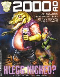 2000 AD prog 1969 cover