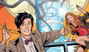 11th doctor strip