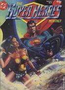 Super Heroes Monthly Vol 1 9