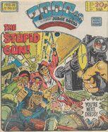 2000 AD prog 318 cover