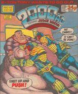 2000 AD prog 440 cover