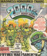2000 AD prog 272 cover