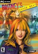 Britney's Dance Beat PC Cover