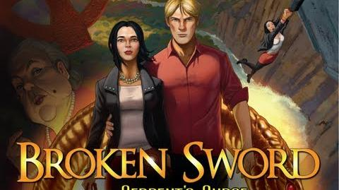 Broken Sword 5 The Serpent's Curse Kickstarter Funding Teaser Trailer - PC Mac iOS Mobile