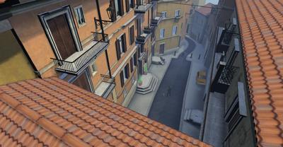 Vicolo Serve Smarrite-Rome