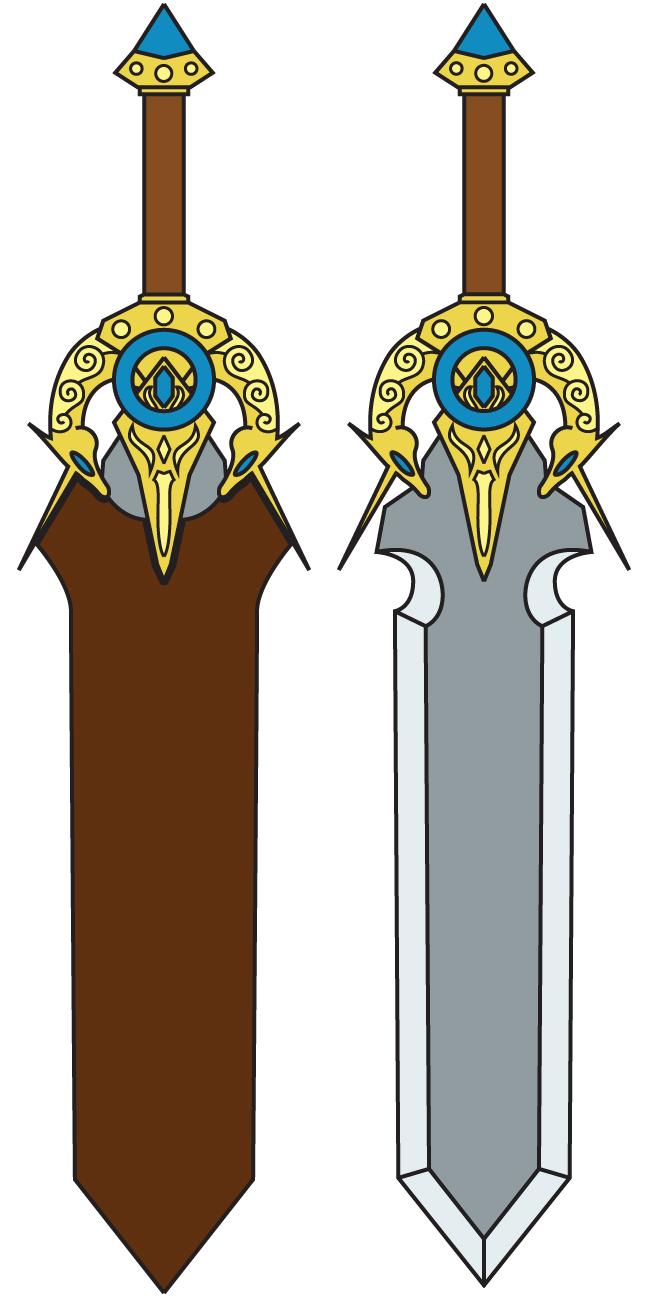 aether sword | Nova Skin