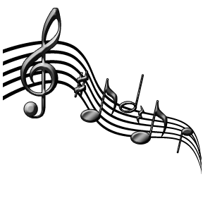 Image result for music notes png
