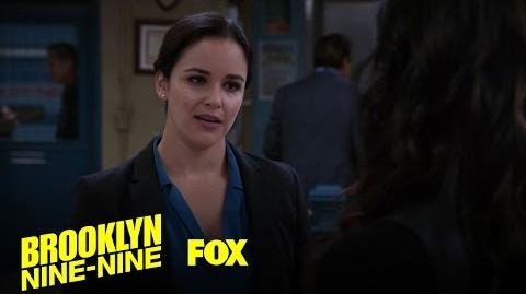 Amy And Rosa Discuss Holt And Kevin's Relationship Season 4 Ep