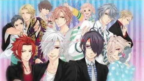 BROTHERS CONFLICT Brilliant Blue OP