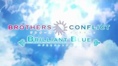 BROTHERS CONFLICT BRILLIANT BLUE ver pv