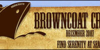 Browncoat Cruise
