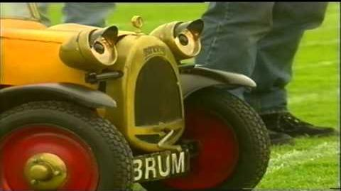 Brum And The Big Town Race Brum Wiki Fandom Powered By