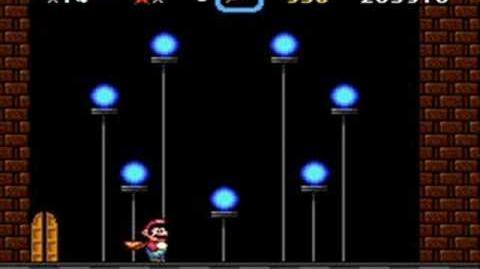 Super Kitiku Mario (Brutal Mario)- Seven dragon orbs collected