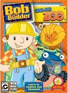 Bob the Builder Can-Do Zoo Box Front