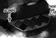 Ryota timer BIM in bag