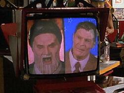 Khomeini simulacrum