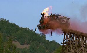 Delorean-locomotive 2