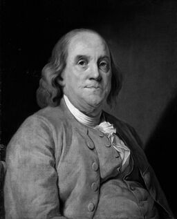 Franklin portrait