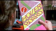 Mattel Hoverboard closeup