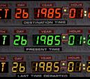 Time circuits